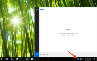 Using Box Drive on Windows