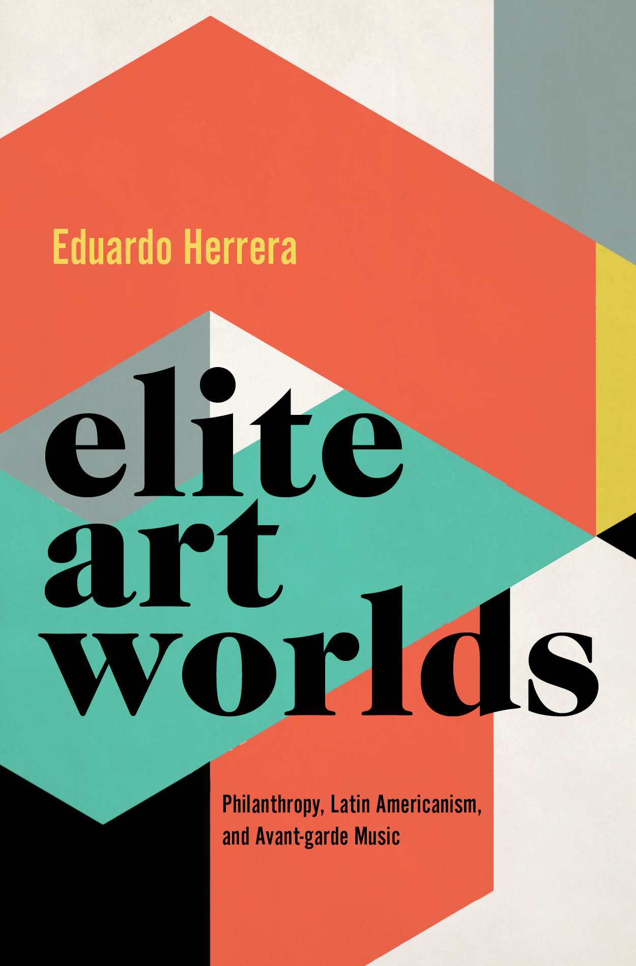 Cover of book Elite Art Worlds