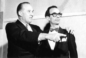 Wilfred C.Bain and Juan Orrego-Salas