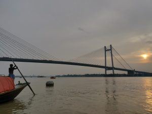A bridge in Kolkata
