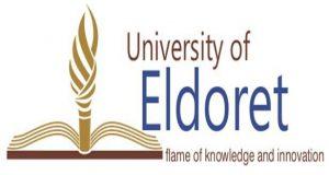 University of Eldoret logo