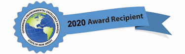 Department of Environmental Sciences 2020 Governor's Environmental Excellence Award